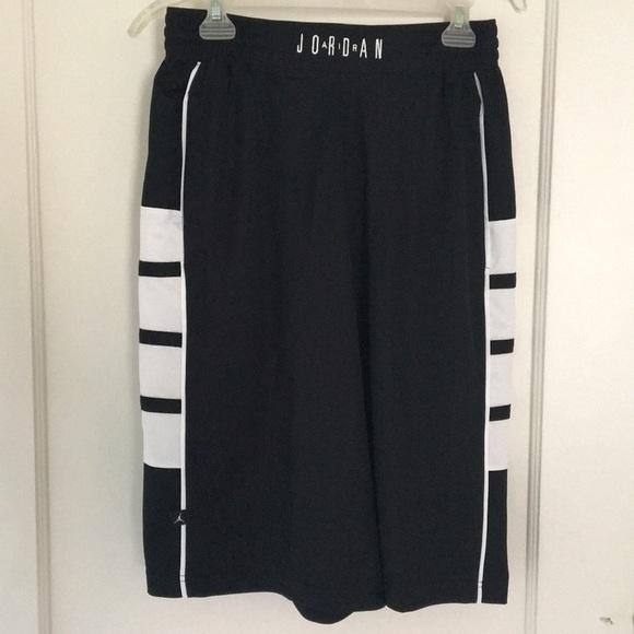 Nike Air Jordan Basketball Shorts Men s Size M a740ec20f